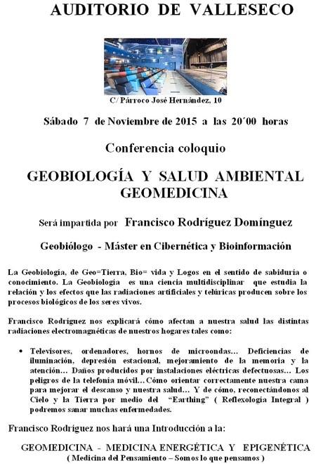 Geomedicina Valleseco