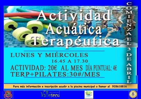 acuatica terapeutica