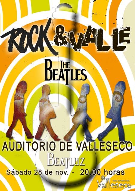 cartel rock valle
