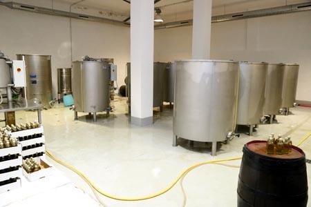 instalaciones vinagre